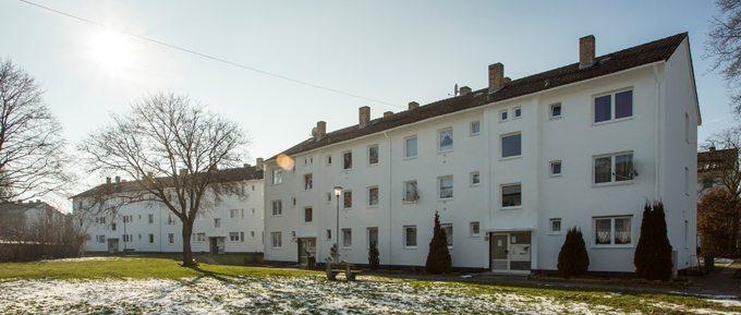 21 Mehrfamilienhäuser vermittelt