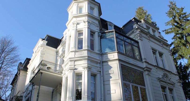 Villa am Wiesbadener Kurpark verkauft