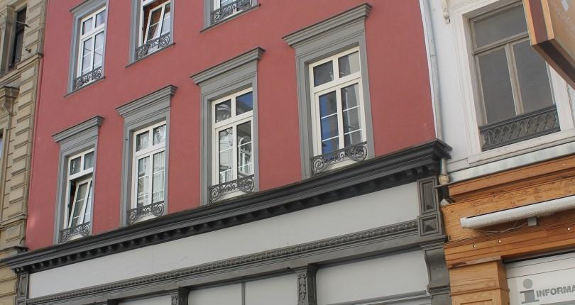 Property Magazine berichtet: Geschäftshaus an der Wiesbadener Fußgängerzone vermarktet