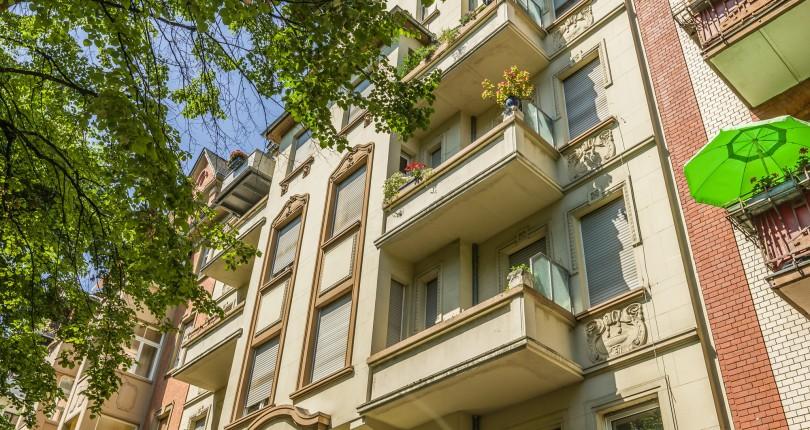 Mehrfamilienhaus im Wiesbadener Dichterviertel nach nur 20 Tagen platziert