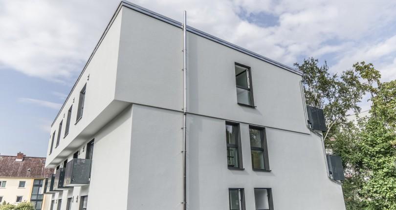 Portale berichten: Mehrfamilienhaus mit 28 Einheiten in Wiesbaden : Paul & Partner schließt Erstvermietungsmandat in Neubau erfolgreich ab